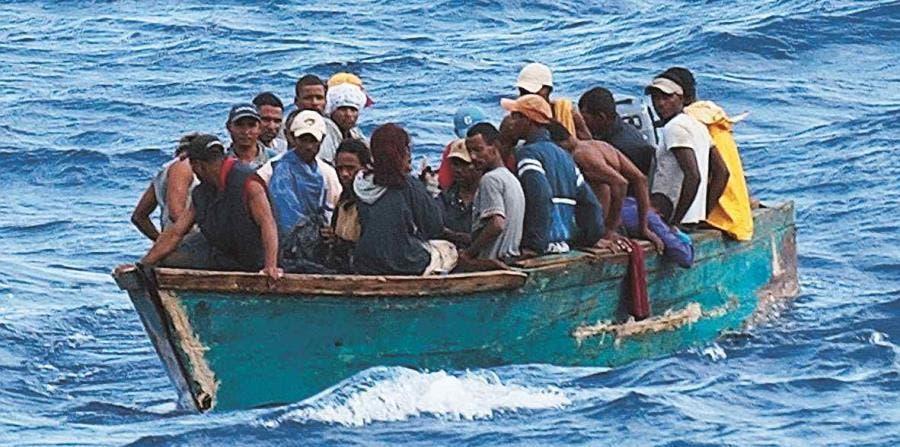 Armada detiene 20 haitianos a bordo de tres embarcaciones; suman 115 en últimas 72 horas
