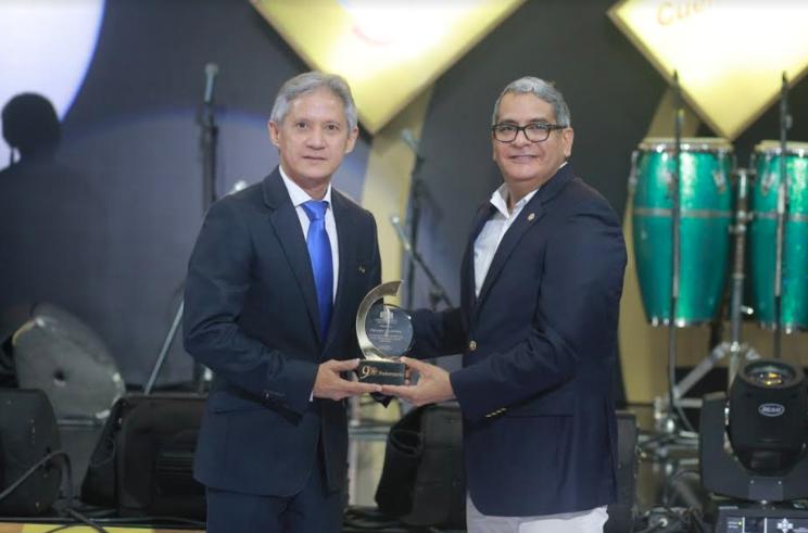 Tesorería Nacional reconoce a Haivanjoe NG Cortiñas