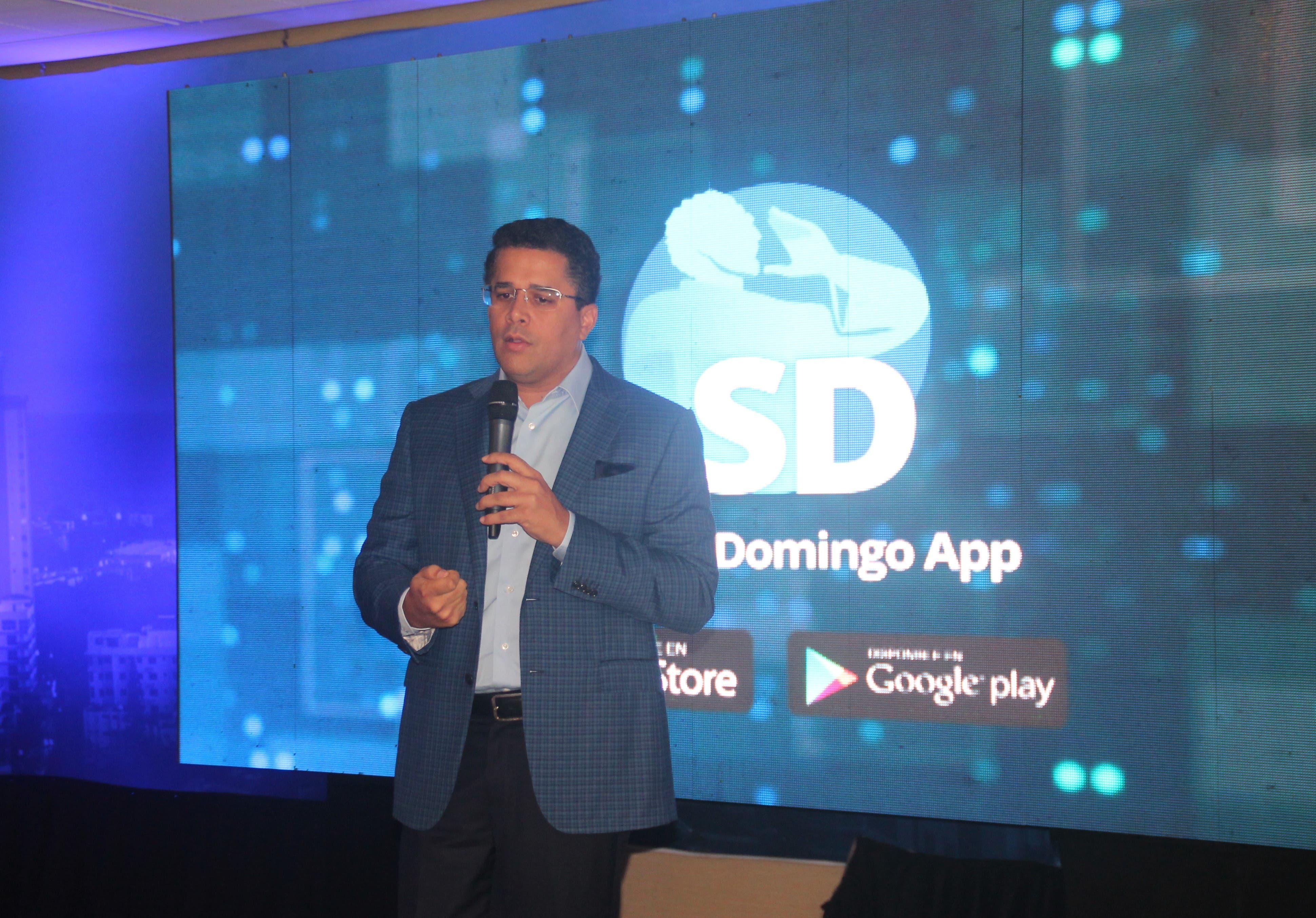 Alcaldía lanza la aplicación «Mi Santo Domingo» para monitoreo de servicios, reportes y pagos de facturas
