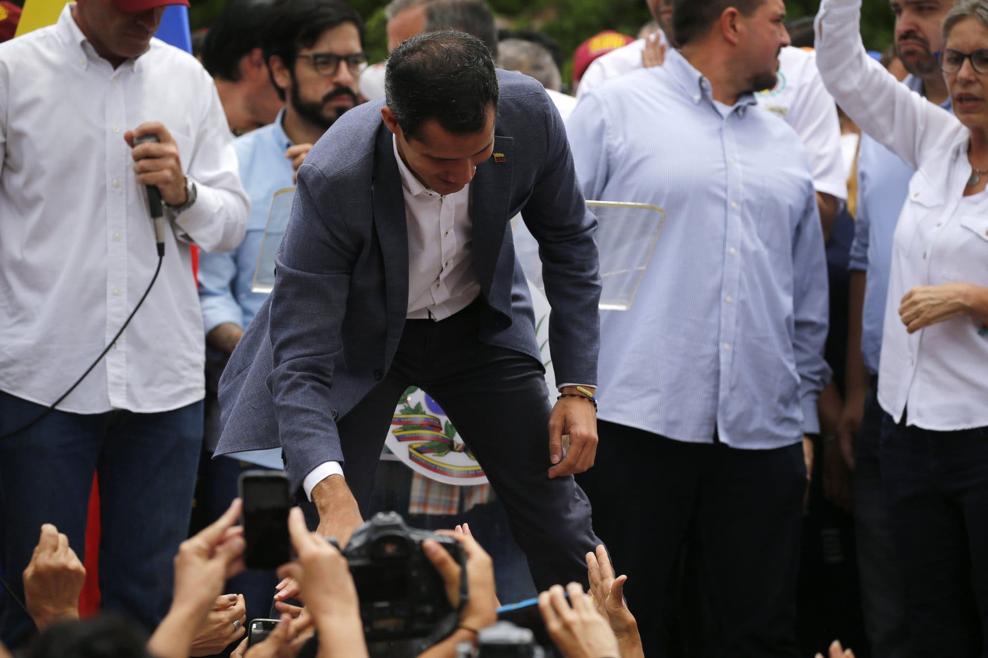 Venezuela: Juan Guaidó busca comunicación directa con militares de EE. UU. para tumbar a Nicolás Maduro