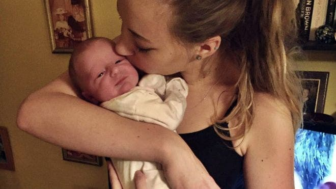 Impactante historia: Mujer narra no se dio cuenta que estaba embarazada hasta el día que parió; aquí los detalles