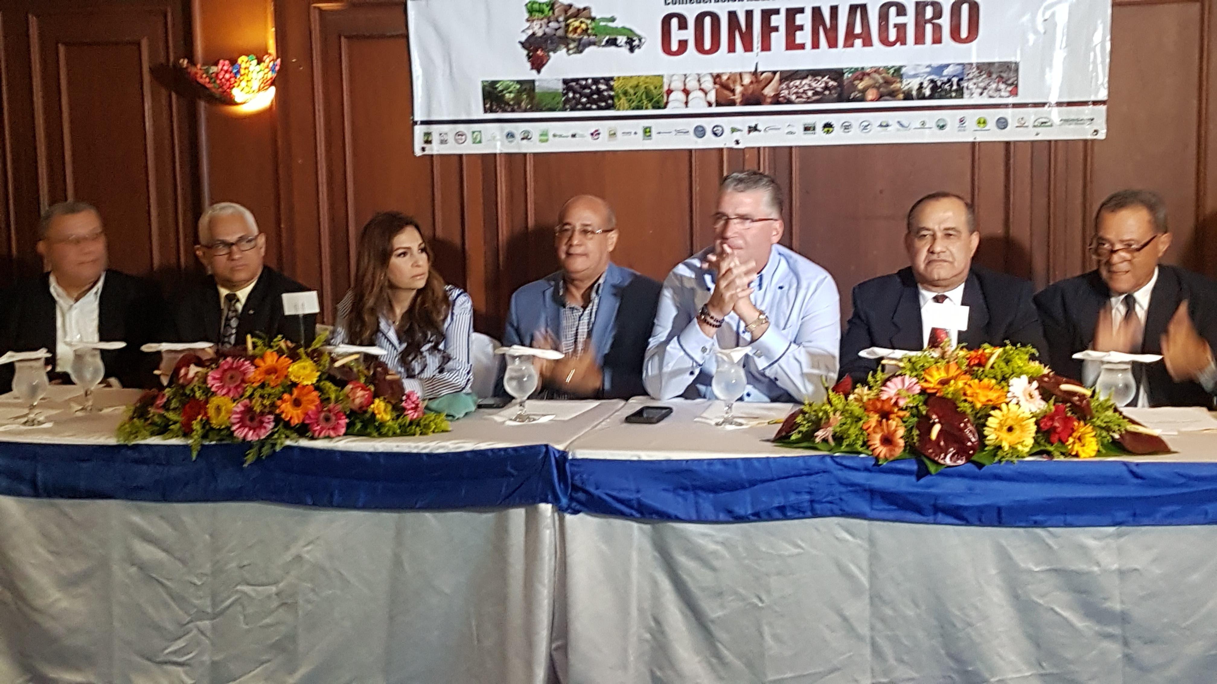 CONFENAGRO lanza en Santiago estrategia de desarrollo