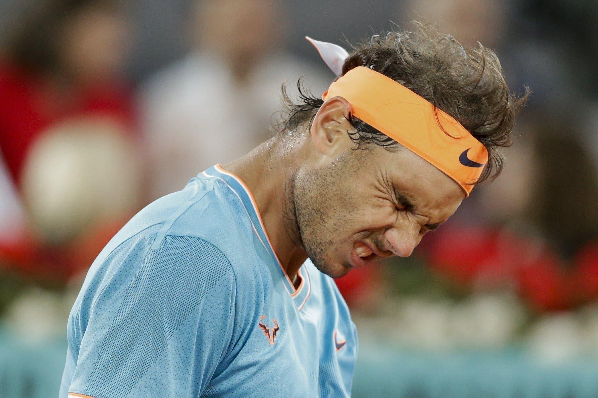 Rafael Nadal se estrella otra vez en una semifinal en arcilla