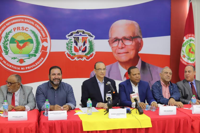 PRSC convoca a organismos para escoger modalidad de elección de candidatos