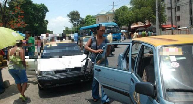 «Secuestro expres»: Hijastra de periodista Geomar García abordó vehículo iban asaltantes en San Isidro