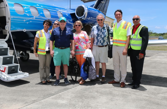 Crece en República Dominicana turismo de pilotos de aviones privados