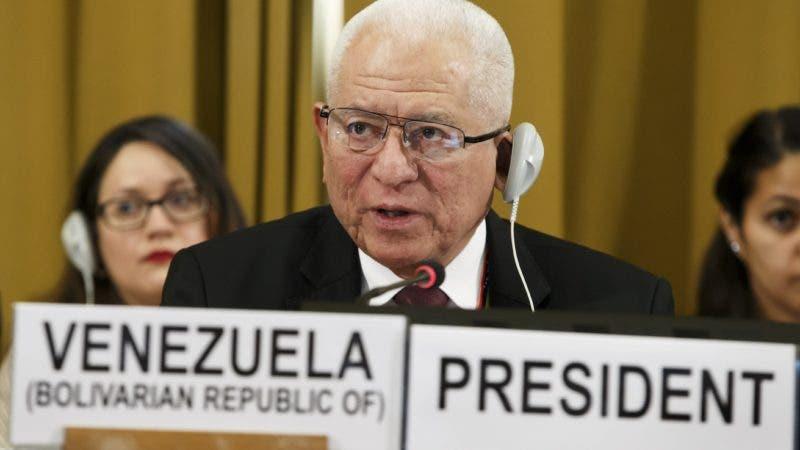 Conferencia de Desarme en la sede europea de la ONU en Ginebra