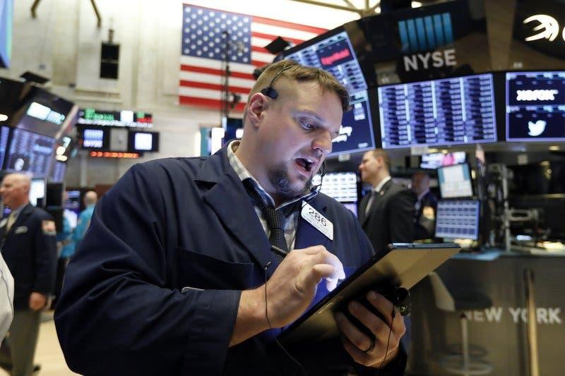 Cae Wall Street ante guerra comercial con México