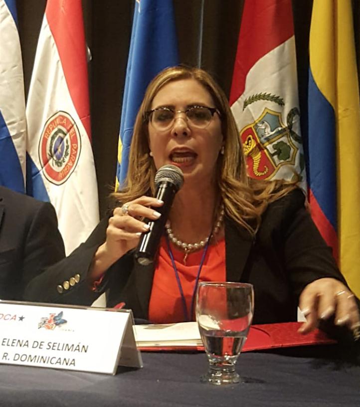 Sergia Elena: Dinero de las AFP se usará en campañade Gonzalo Castillo