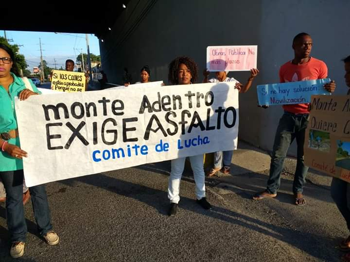 Frente Amplio y el Falpo respaldan llamado a huelga en Licey al Medio y Moca