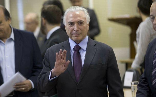 El expresidente Temer deja la cárcel tras una decisión judicial