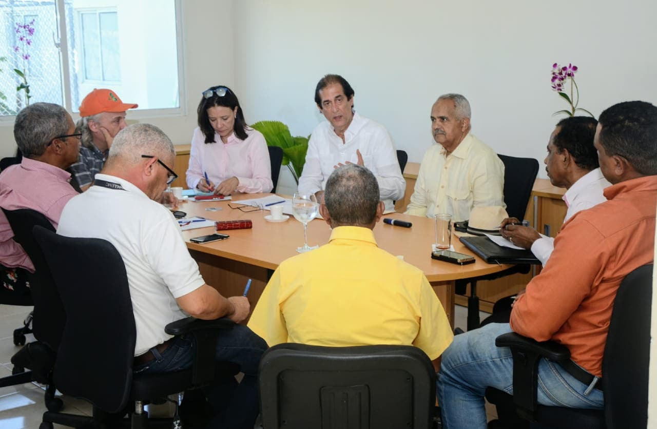 Ciudad Juan Bosch será «verde» con proyecto que implementará modalidades de siembra