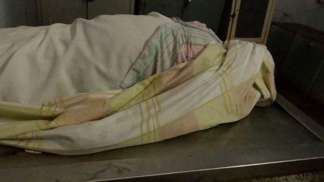 Mujer rusa mata a cuchilladas a su pareja y duerme con el cadáver por una semana