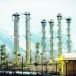 """ABD02. ARAK (IRÁN), 17/06/2019.- Imagen tomada el 15 de enero de 2011 que muestra el reactor de agua pesada de la ciudad de Arak (Irán). Irán anunció hoy que superará a finales de junio el límite permitido de almacenamiento de uranio enriquecido y advirtió de que no va a ampliar el plazo del ultimátum dado a la otra parte del acuerdo nuclear de 2015 para cumplir sus compromisos. Según el portavoz de la Agencia de Energía Atómica de Irán (AEAI), Behruz Kamalvandí, en dos meses y medio se superará el umbral de 130 toneladas permitidas de almacenamiento de agua pesada y su exportación """"puede no ser necesaria en los próximo años"""" porque se usará a nivel interno. EFE/ Hamid Forutan"""