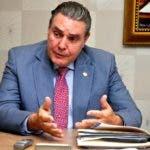 El pais.Entrevista al senador José Hazim Frappier, San Pedro de Macoris.Hoy/Pablo Matos  18-06-2019