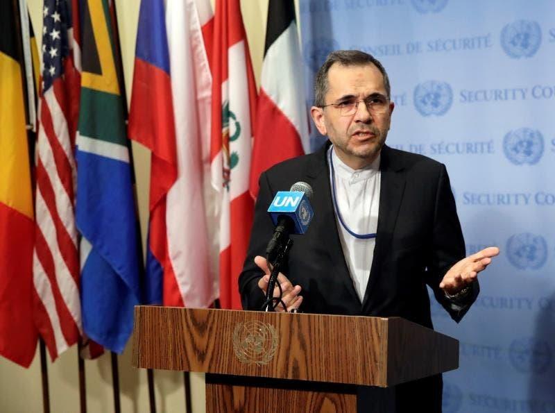 Irán dice que no puede haber diálogo directo con EEUU mientras haya amenazas