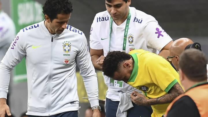 Un Brasil sin Neymar cierra ante Honduras preparación para la Copa América