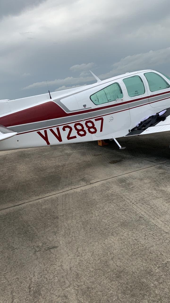 Pretendían salir desde el aeropuerto de La Romana con más de un millón de dólares en avioneta con rumbo a Venezuela