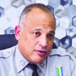 El pais.El coronel Frank Durán Mejía, vocero de la Policía Nacional.Hoy/Pablo Matos  31-05-2019