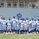 Jovenes peloteros, de la nueva Academia Dominicana de Los Mets en Boca Chica.Hoy-Arismendy Lora