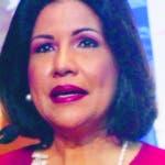 La vicepresidenta de la República, doctora Margarita Cedeño, con motivo de la celebración este domingo del Día de las Madres, reconoció a 21 mujeres participantes del programa progresando con Solidaridad (prosoli) e instituciones aliadas, en foto : Doctora Margarita Cedeño, HOY Duany Nuñez 23-4-2019