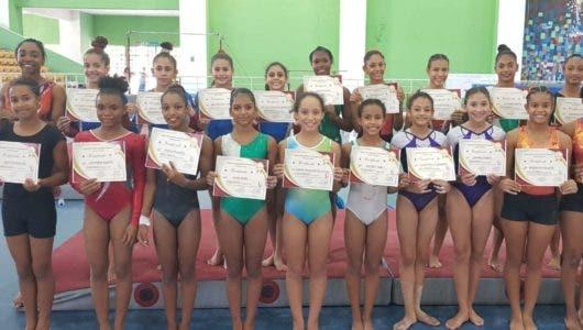 Fedogim evalúa atletas infantiles y juveniles para integración a proyectos
