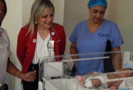 Hospital Pediátrico doctor Hugo Mendoza aplica musicoterapia en neonatos. Fuente Externa/11/06/19.
