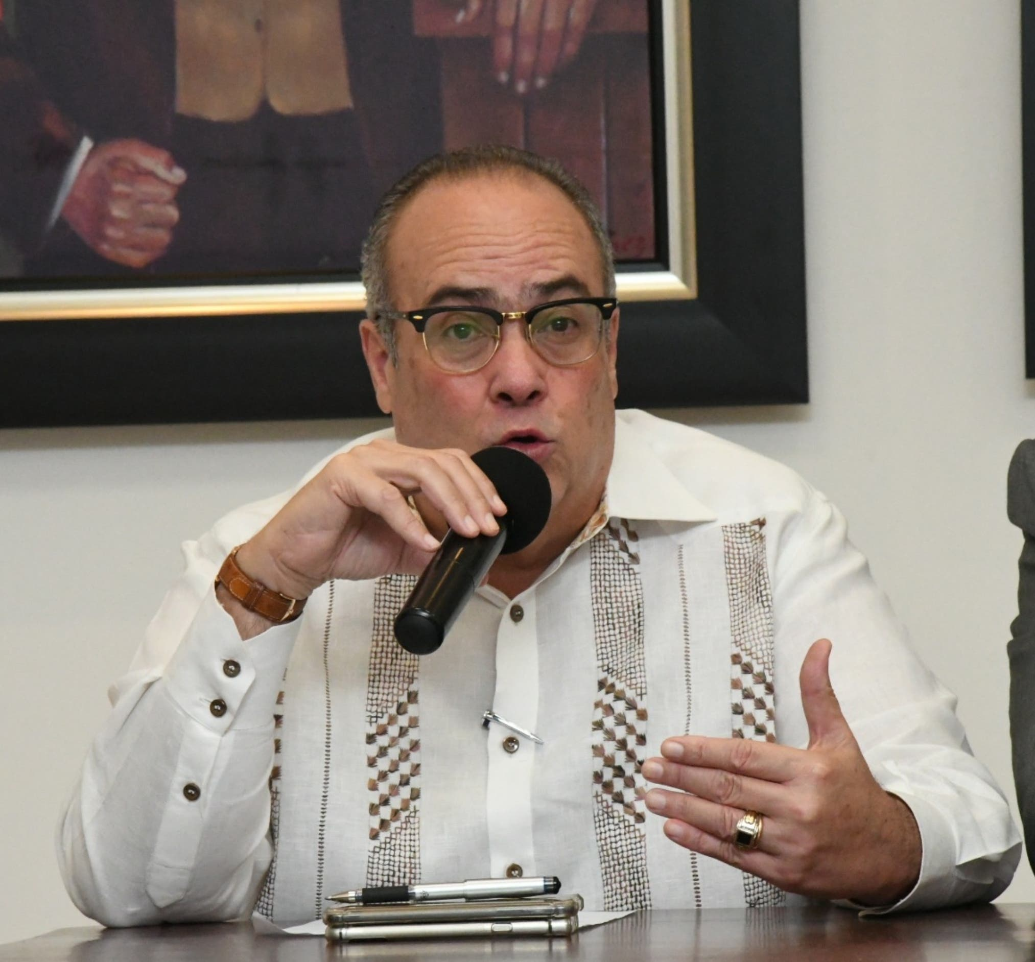 Charlie Mariotti: hay que apostar a la lucha contra corrupción y al régimen de consecuencia
