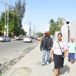 El entorno de la nueva Ciudad Sanitaria y la UASD desarrabalizado. Hoy/Arlenis Castillo/11/06/19