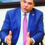 Entrevista a Alcalde de Monte Plata Jesus Contrera. 14-06-19 Foto: Jose Adames