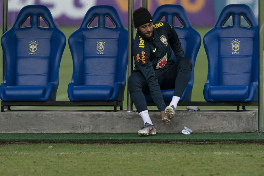 Abogados: 1ra acusación a Neymar no mencionaba violación