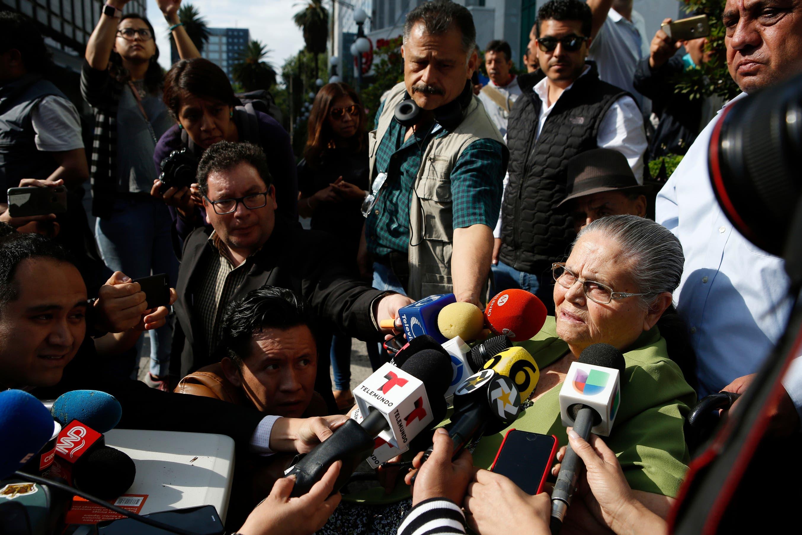 Madre y hermanas de «El Chapo» obtienen visas para Estados Unidos