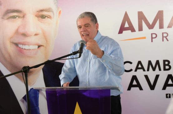 Amarante Baret advierte Danilo Medina es actor fundamental en cualquier escenario