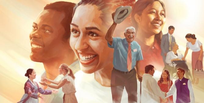 """Santo Domingo será sede de la asamblea global de los testigos de Jehová para 2019 : """"El amor nunca falla"""""""