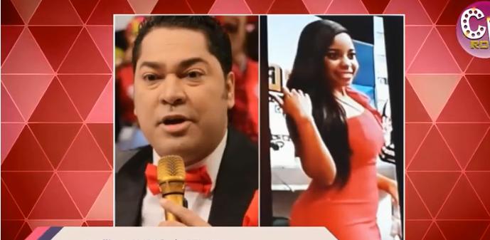 Circula audio de presunta agresión sexual de El Pachá a modelo Janny Rodríguez
