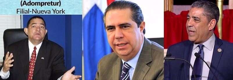 Coincide con ministro Javier García y congresista Espaillat; llama defender turismo RD