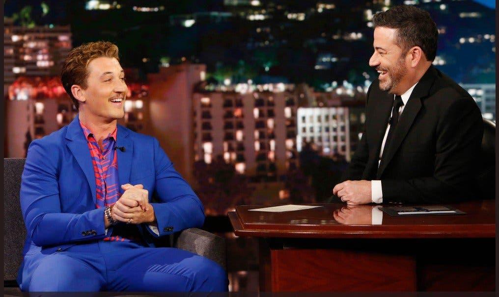 El comediante Jimmy Kimmel «calienta» las redes sociales al comparar República Dominicana con Siria