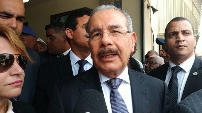 Lo que dijo Danilo Medina sobre el incidente envuelve a David Ortiz