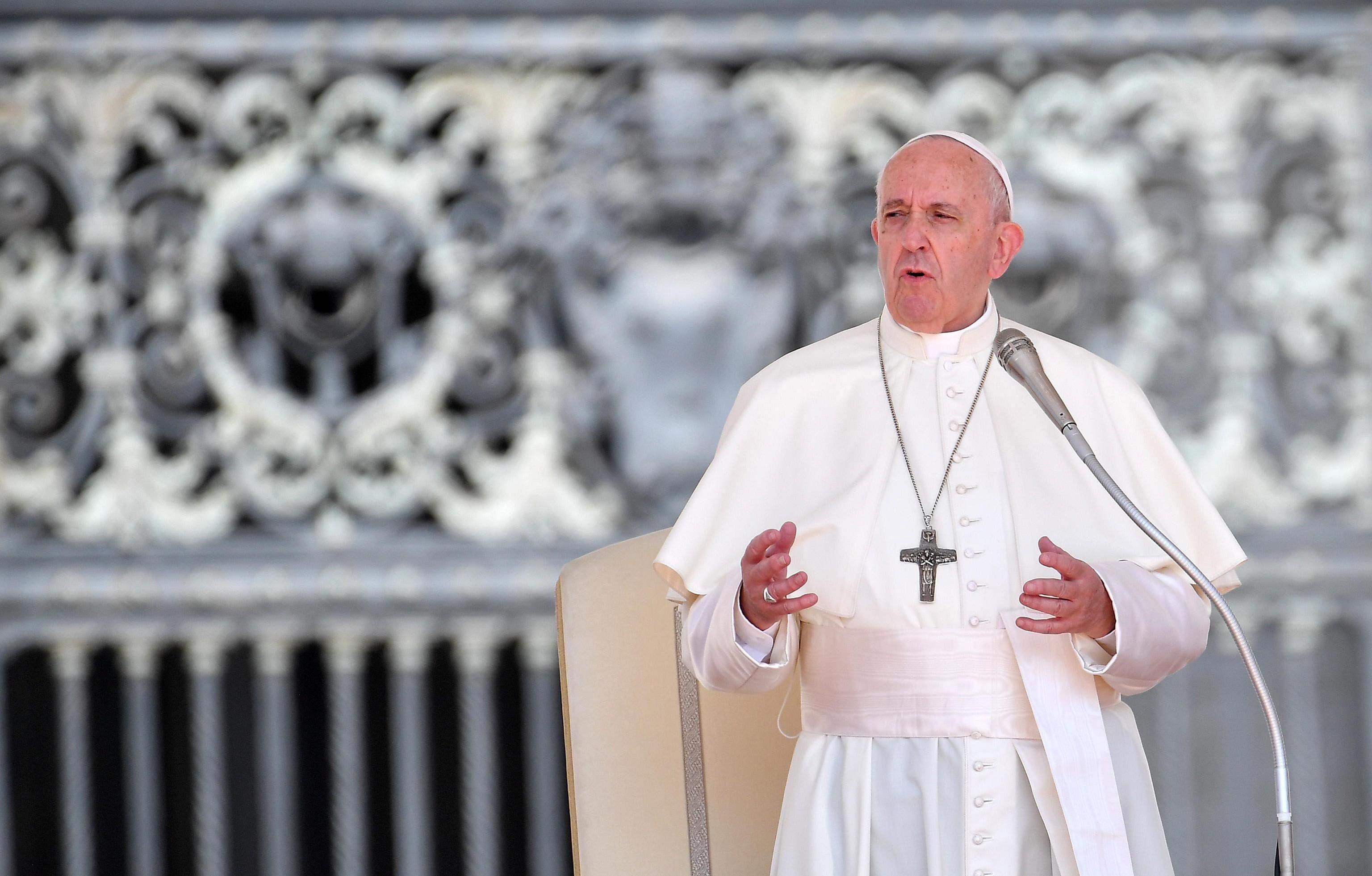 El papa Francisco: «la eutanasia y el suicidio asistido son una derrota para todos»