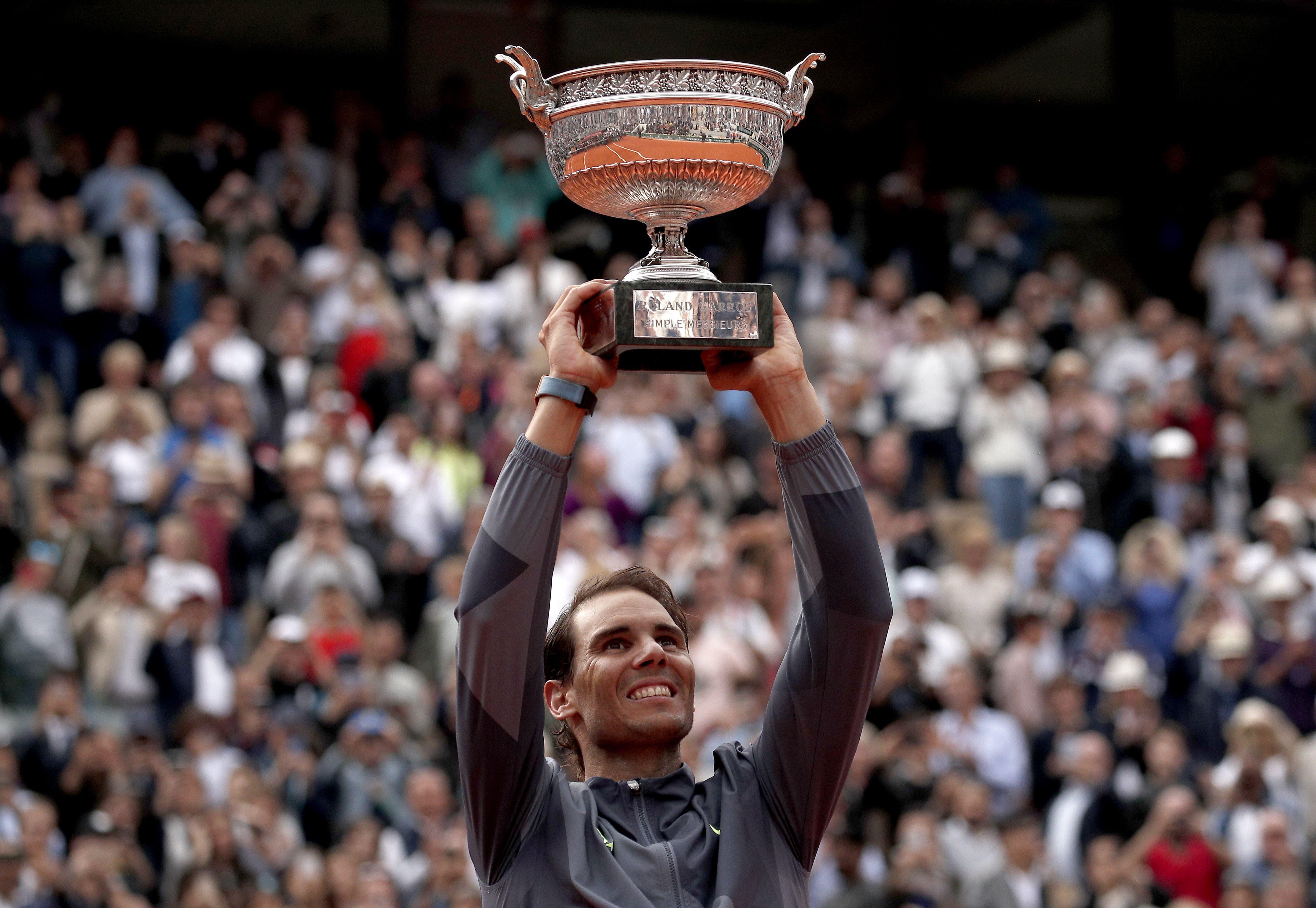 Rafael Nadal vence a Dominic Thiem para 12do título de Abierto de Francia