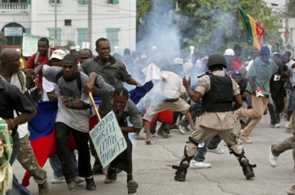 La gestión de los combustibles, en el trasfondo de la crisis de Haití