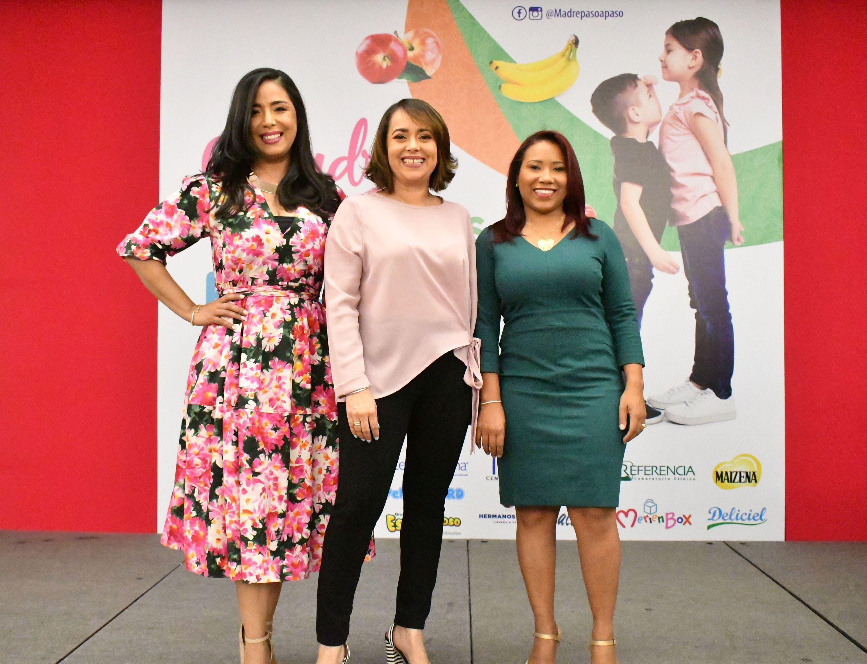 """Evento """"Madre Paso a Paso Talks"""" instruye a más de 500 padres"""