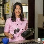 Foto 4, La chef Jennifer Núñez.