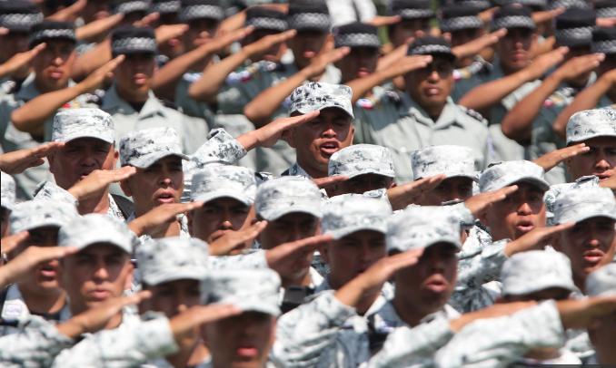La Guardia Nacional comienza formalmente su despliegue en México