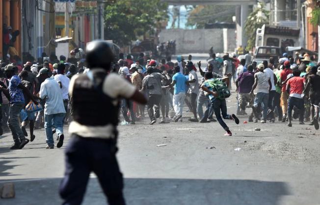 El Core Group expresa preocupación por «los graves problemas» en Haití