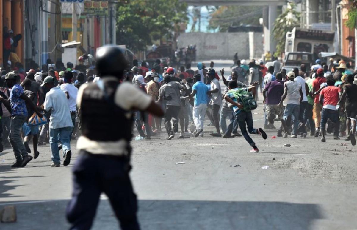 Como Es Vivir En Haiti hoy digital - capital de haití en nueva jornada de protestas