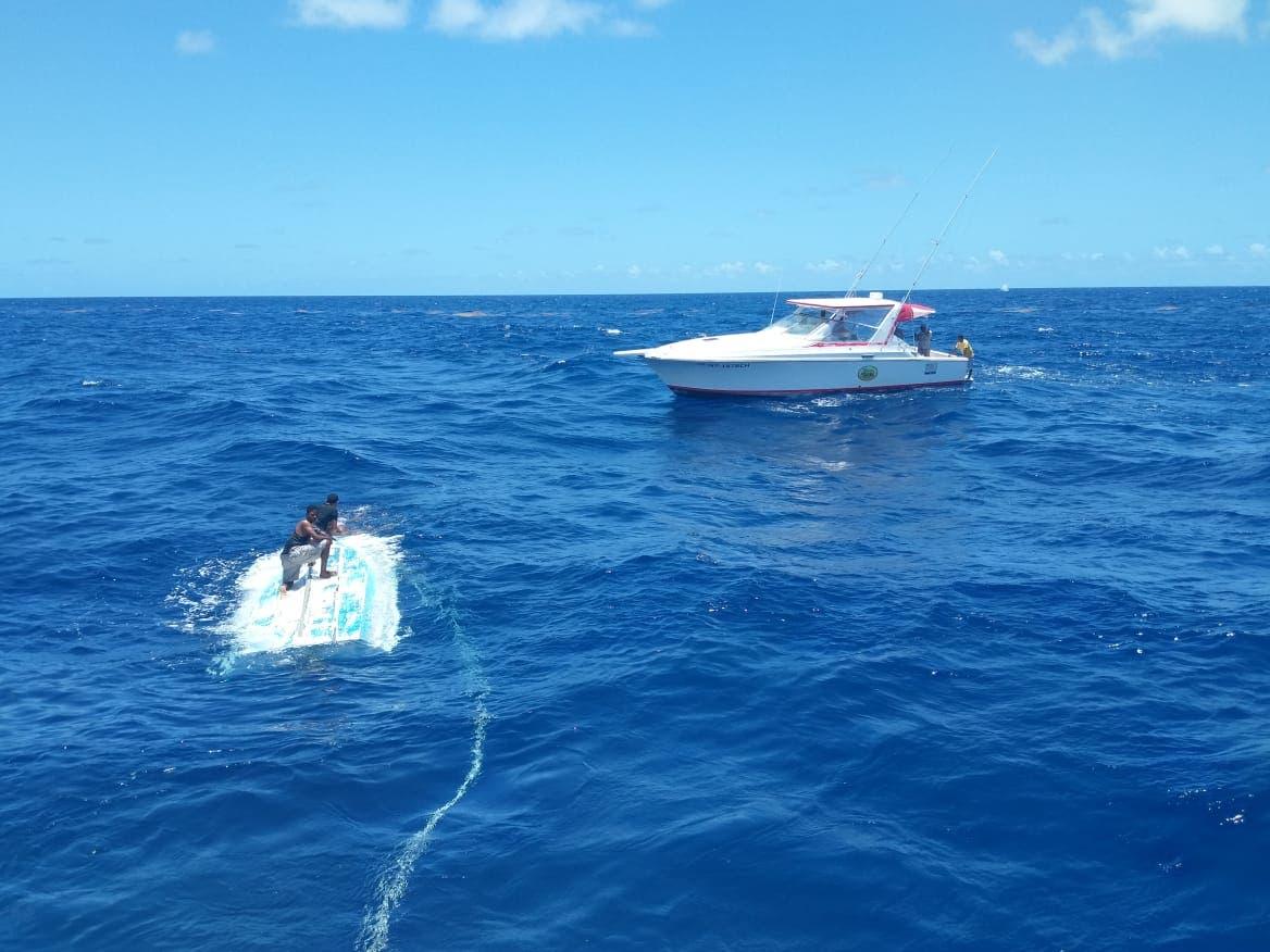 Fallece mujer que formaba parte de grupo que iba a Puerto Rico en embarcación que naufragó