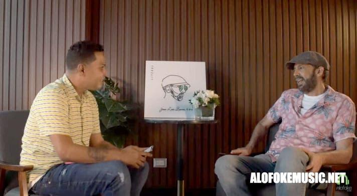 VIDEO: ¿Qué no haría Juan Luis Guerra para mantenerse vigente? Aquí la respuesta