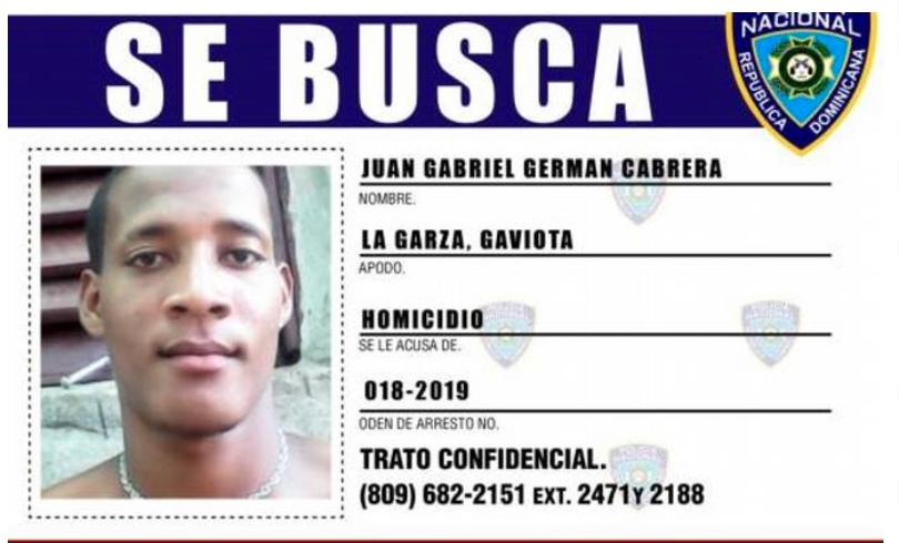 Mira lo que activó el alerta que permitió captura de «La Gaviota» por muerte española en La Esperilla