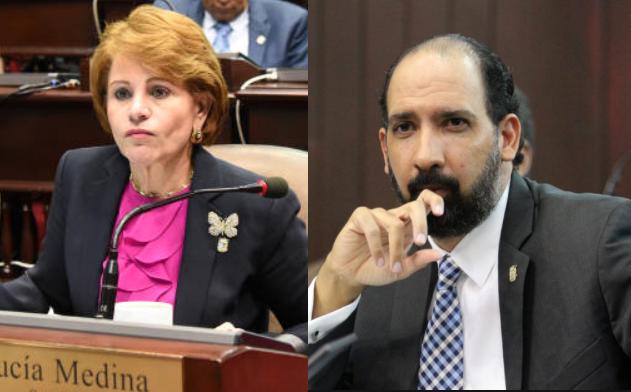 Video: ¿Así comenzó el conflicto entre Lucía Medina y Henry Merán?